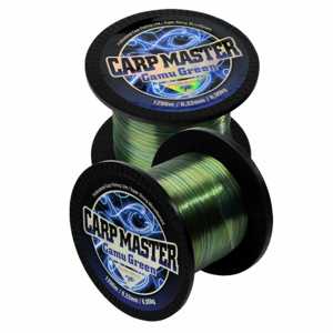 Vlasec Giants Fishing Carp Master Camou Green 1200m 0,30mm/11,3kg