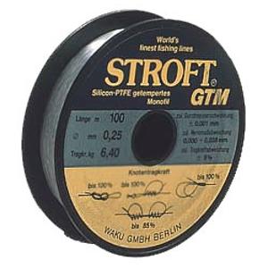 Monofilní Vlasec Stroft GTM 100m 0.08mm/1.00kg