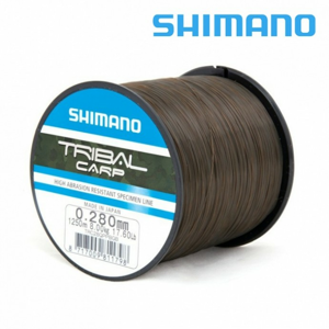 Vlasec Shimano Tribal Carp 0,28mm/1250m/8kg