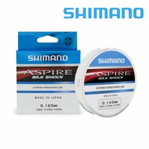 Vlasec Shimano Aspire Silk Shock 150m 0,22mm/5,8kg
