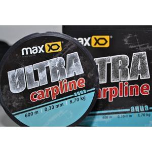 Vlasec Maxxo Ultra Carpline 600m Aqua 0,30mm/8,70kg