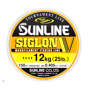 Vlasec Sunline Siglon V 100m Clear 0,285mm/7kg