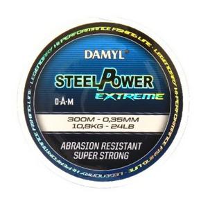 Vlasec DAM Steelpower X-Treme 0,35mm/10,8kg/300m