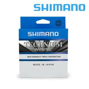 Vlasec Shimano Technium Invisitec 300m 0,16mm/2,7kg