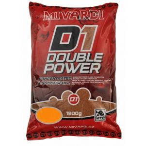 Krmení Mivardi D1 Double Power 1,9kg Kapr Ořech