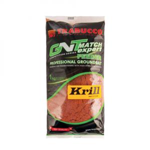 Krmítková Směs Trabucco GNT Feeder Expert Krill 1kg