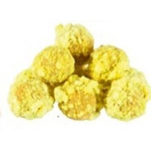 Boilie MS Range Fluo Crispy 40gr 10+mm Ananas