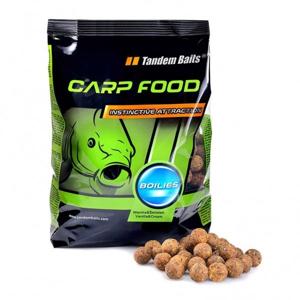 Boilies Tandem Baits Carp Food 12mm 1kg Banánový Krém