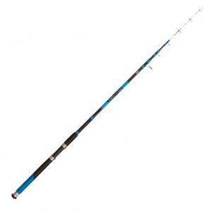 Teleskopický rybářský Prut zebco saltfisher tele boat 2,70m 20-100gr