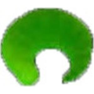 Larva iron trout coda 2,5cm 6ks zelená
