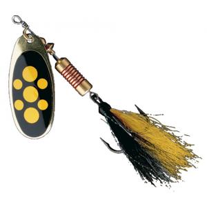 Rotační Třpytka Effzett Standard Spinner Dressed Blacky Hmotnost 10gr