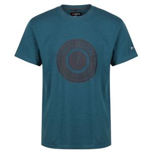 Tričko Greys Heritage T-Shirt Petrol Velikost XL