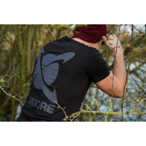 Tričko CC Moore Černé Velikost L
