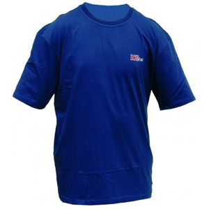 Tričko ICE Fish Modré Velikost XL