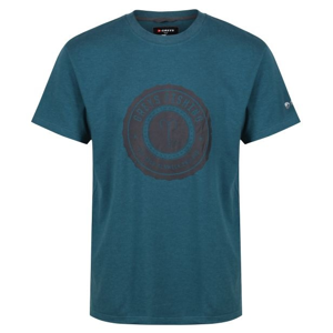 Tričko Greys Heritage T-Shirt Petrol Velikost M