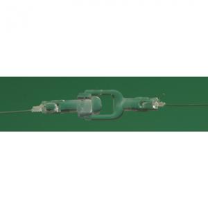 5ks - Obratlík Aquateko Transparentní Nosnost 24,9kg