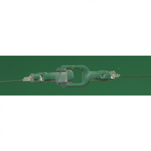 5ks - Obratlík Aquateko Transparentní Nosnost 5,4kg