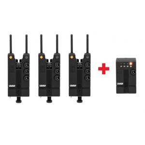 Sada signalizátorů mad hi-t bite alarm set 3+1