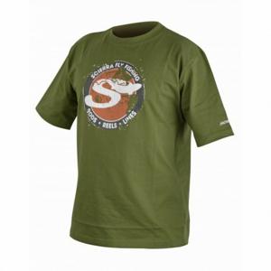 Tričko Scierra S Logo T-shirt Velikost L