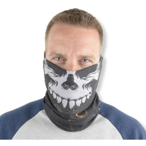 Nákrčník Savage Gear Tec-Tube Skull
