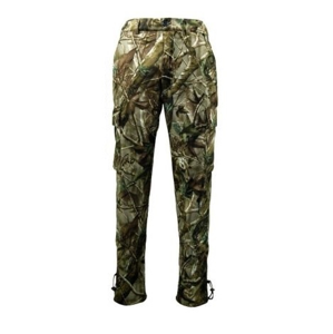 Kalhoty Game Stealth Camouflage Waterproof Passion Green Velikost XXL