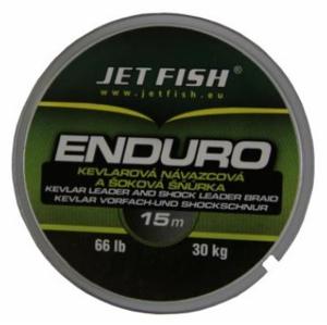 Návazcová Pletená Šňůra JetFish Enduro 50m Nosnost 66lb