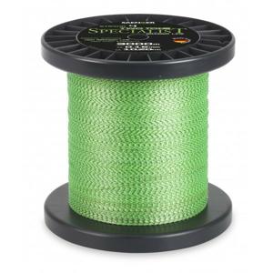 Pletená Šňůra Saenger Specialist Two Tone Světle Zelená 3000m 0,14mm