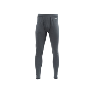 Kalhoty Simms Ultra-Wool Bottom Raven Šedé Velikost XXL