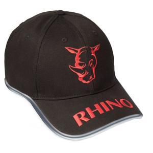 Kšiltovka Rhino Cap Black