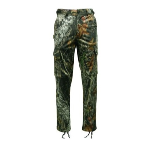 Kalhoty Stormkloth New Deluxe Mossy Oak Velikost M