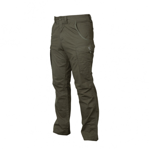 Kalhoty Fox Collection Green/Silver Combats Velikost XL