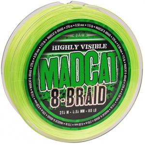 MadCat Sumcová Šňůra G2 MAIN LINE 270m 0,60mm 61,2kg