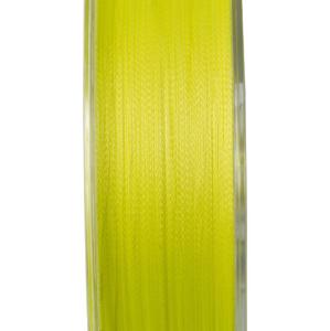Pletená šňůra Ron Thompson Hyper 4-Braid 300m Yellow 0,38mm/22,7kg