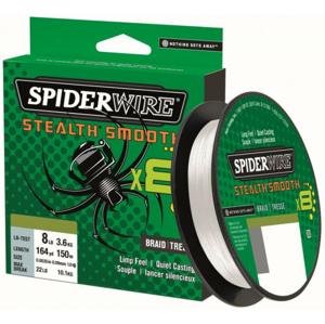 Pletená Šňůra Spiderwire Stealth Smooth8 Průhledná 150m 0,13mm 12,7kg