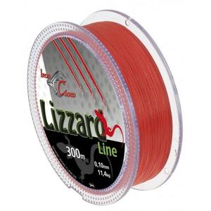 Pletená Šňůra Iron Claw Lizzard Oranžová 300m 0,06mm/5,5kg