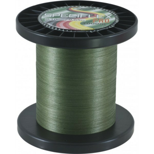 Pletená Šňůra Saenger Speciflex Pro Green 1000m 0,10mm/9,65kg