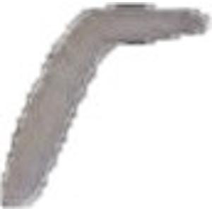 Červ iron trout baco 4cm 6ks svítivá