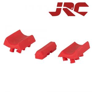 Vložky do Rohatinek JRC X-Lite Rod-Bloxx Medium Multi-Colour