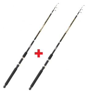 Pouzdro na Pruty Fox R-Series 12ft Quiver and 4 Sleeves