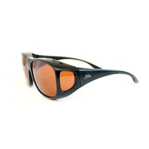 Fortis Eyewear Fortis Overwraps Brown