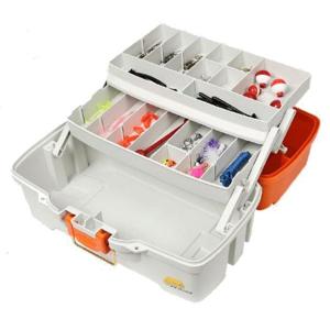 Kufřík Plano Let's Fish! Two-Tray Tackle Box