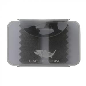 Muškařská Krabička C&F Design Saltwater Fly Protector CFS-30