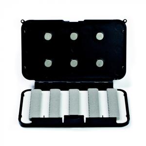 Muškařská Krabička C&F Design Micro Slit Foam Chest Patches CFA-50-MSF