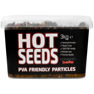 Partikl Munchbaits Hot Seeds 3kg