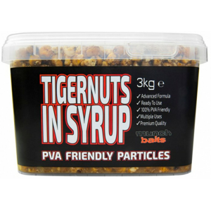 Partikl Munchbaits Tigernuts in Syrup 3kg