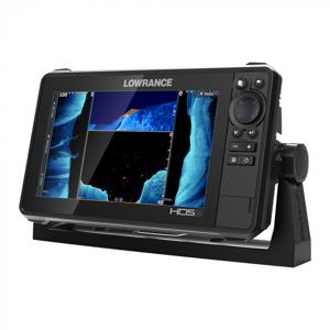 Sonar Lowrance HDS Live 9 + Sonda Active Imaging 3v1