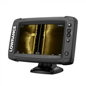 Sonar Lowrance Elite 7 TI2 + Sonda Active Imaging 3v1