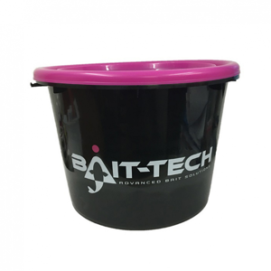 Kbelík Bait-Tech Groundbait Bucket and Lid 18l