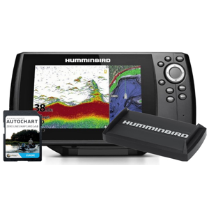 Echolot Humminbird Helix 7X CHIRP GPS G3