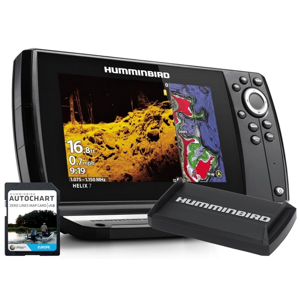 Echolot Humminbird Helix 7X MDI GPS G3